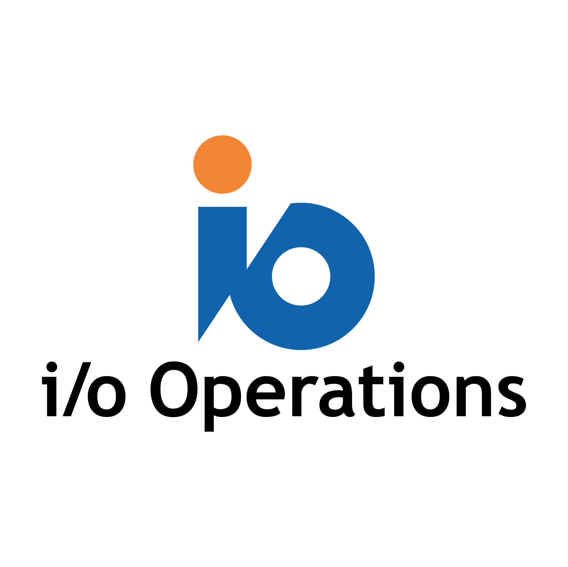 i/o Operations GmbH Logo white